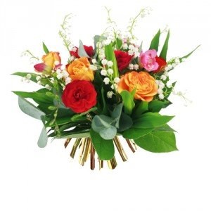 dans FETES bouquet-roses-muguet-300x300