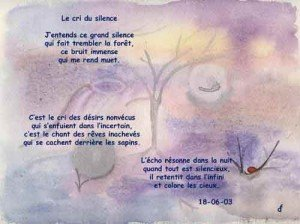 Le cri du silence dans TRISTESSE - ALAHELO le-cri-du-silence_w-300x224